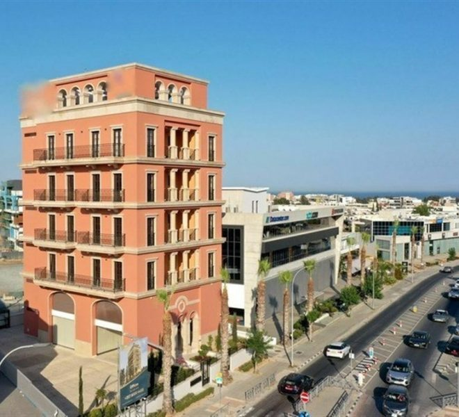Limassol Property Exclusive Office Space In Commercial Area in Agios Athanasios, Cyprus, AE13176 image 1
