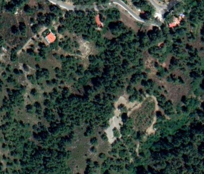 Plot In Pano Platres in Pano Platres, Cyprus, AE12658 image 1