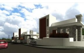Limassol Property New Modern House With Swimming Pool in Pareklisia, Cyprus, AM12726 image 3