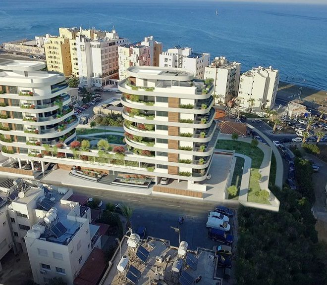 Luxury 1-Bedroom Apartments for sale in Larnaca image 1