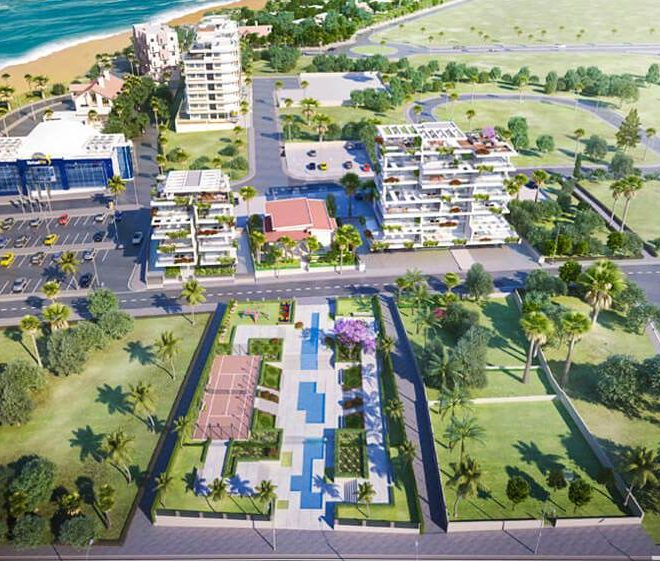 Modern 2-Bedroom Apartments in Larnaca, Cyprus, AE12546 image 3