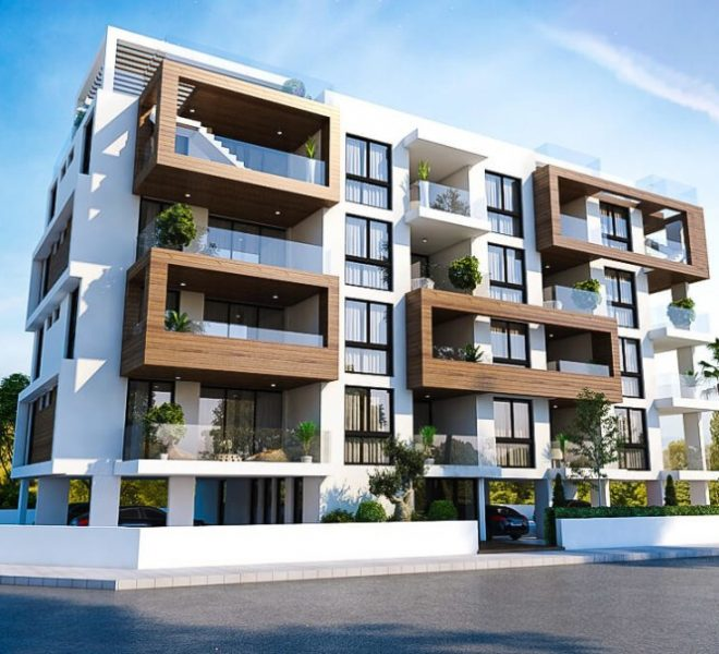 Modern 1-Bedroom Apartments in Larnaca, Cyprus, AE12557 image 2