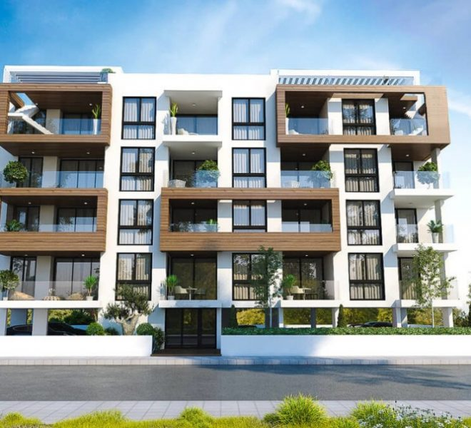 Modern 1-Bedroom Apartments in Larnaca, Cyprus, AE12557 image 1