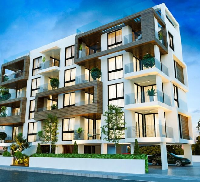Modern 2-Bedroom Apartments in Larnaca, Cyprus, AE12558 image 3