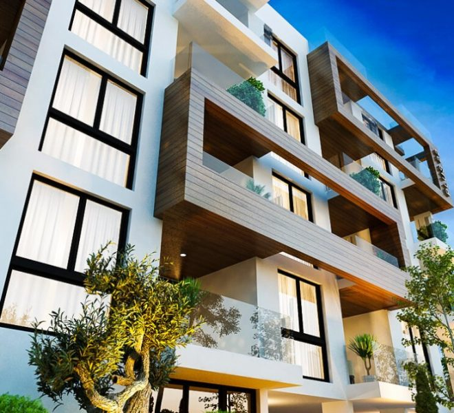Modern 2-Bedroom Apartments in Larnaca, Cyprus, AE12558 image 2