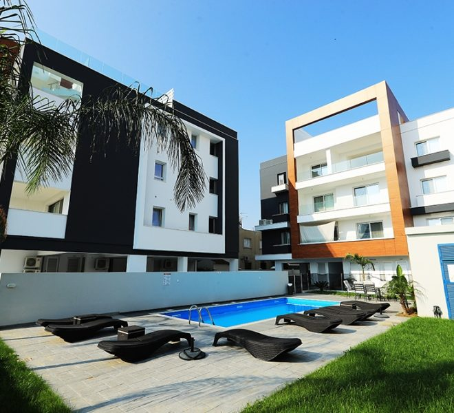 Modern 3-Bedroom Apartments for sale in Larnaca image 1