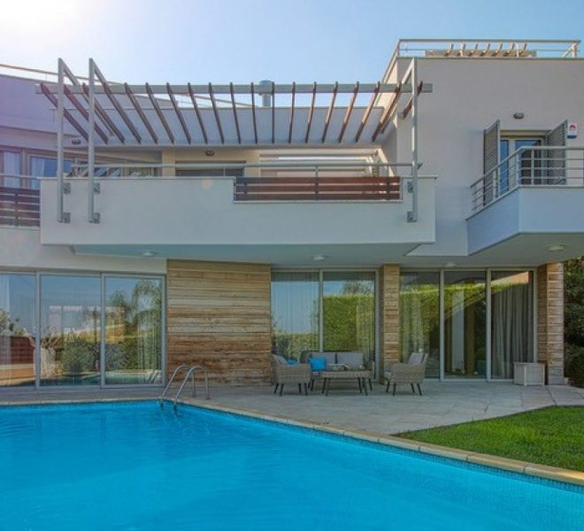 Limassol Property Exclusive Villa In Prestigious Area in Ancient Amathus Avenue 125, Pareklisia 4533, Cyprus, AM12962 image 1