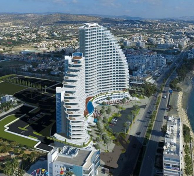Sea View 4-Bedroom Penthouses in Limassol, Cyprus, CM12550 image 1