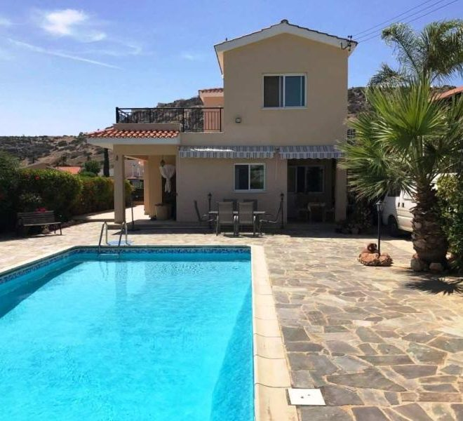 Luxury 3-Bedroom Villa in Paphos, Cyprus, AE12506 image 1