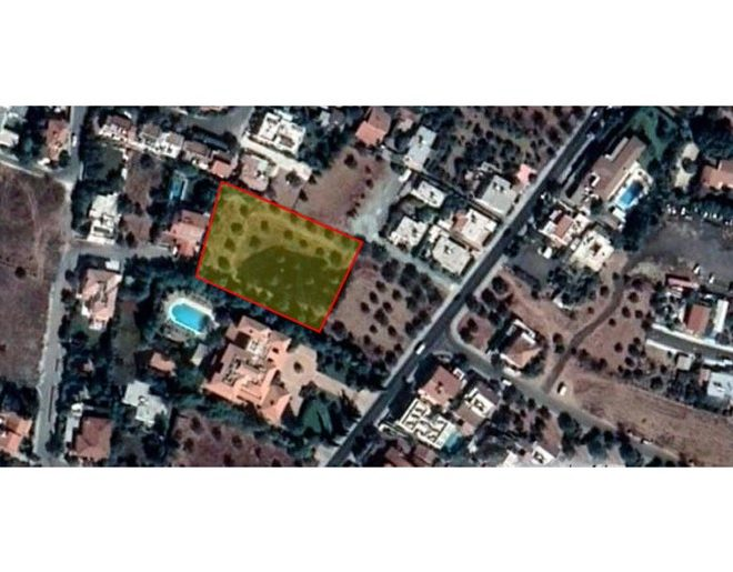 Nicosia Property Large Residential Plot In Strovolos in Strovolos, Cyprus, CA13201 image 2