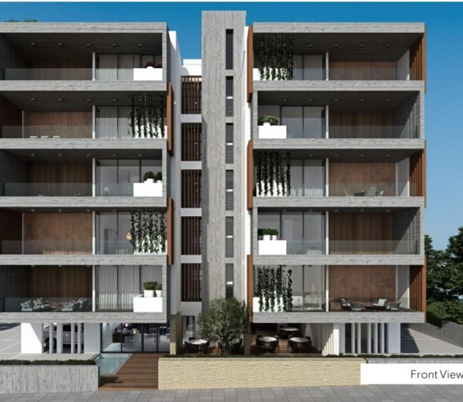 Paphos Property Apartments In Paphos City Center in Ayoras, Paphos, Cyprus, MK12895 image 1