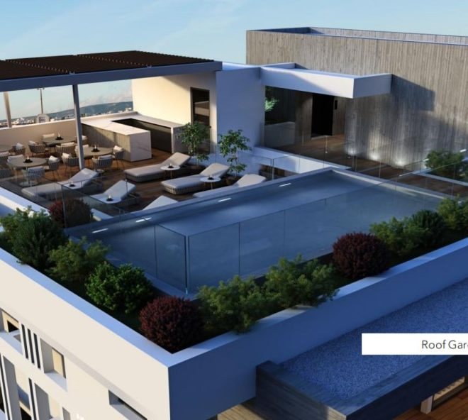 Paphos Property Apartments In Paphos City Center in Ayoras, Paphos, Cyprus, MK12895 image 3