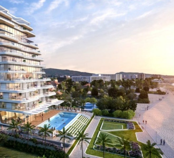Luxury 3-Bedroom Penthouses in Limassol, Cyprus, MK12311 image 1