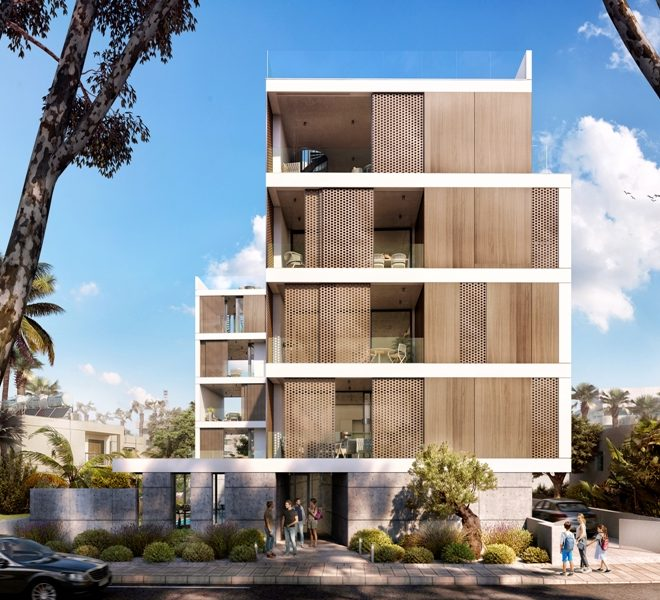 Modern 3-Bedroom Apartments in Nicosia, Cyprus, AE12377 image 3