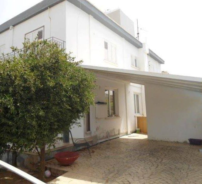 Detached 4-Bedroom House in Nicosia, Cyprus, MK12445 image 1