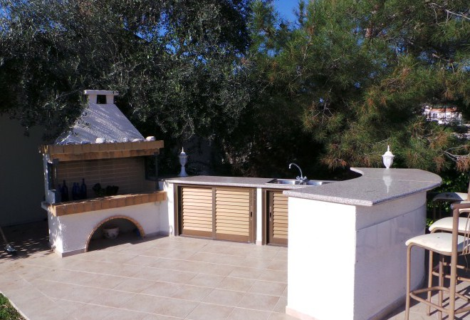 3 Bedroom Villa with Guest House in Limassol, Cyprus, SR6689  image 3