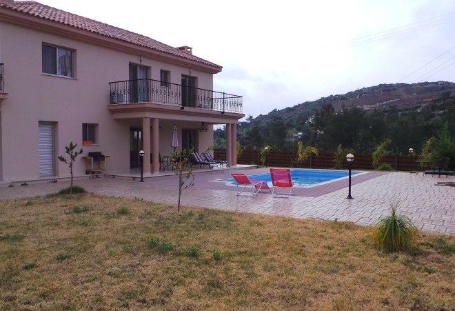 4 Bedroom House in the Sought after Suburb of Limassol for sale in Pyrgos, Limassol LP7259  image 2