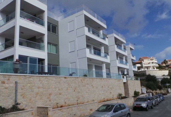 Block of 12 Flats With Sea views in Agia Fyla, Limassol, Cyprus, CM6757 image 3
