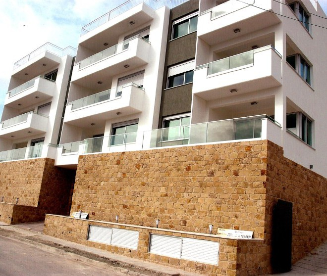Block of 12 Flats With Sea views in Agia Fyla, Limassol, Cyprus, CM6757 image 1