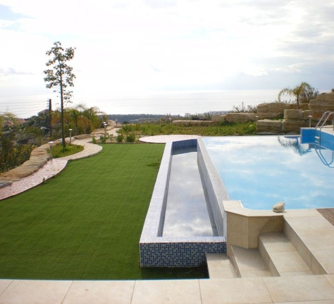 Luxury 5 Bedroom Villa with Amazing Swimming Pool and Garden for sale in Limassol CM6795 image 2