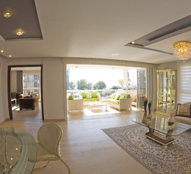 Luxury 4 Bedroom Penthouse with Fantastic Sea Views for sale in Limassol centre image 4