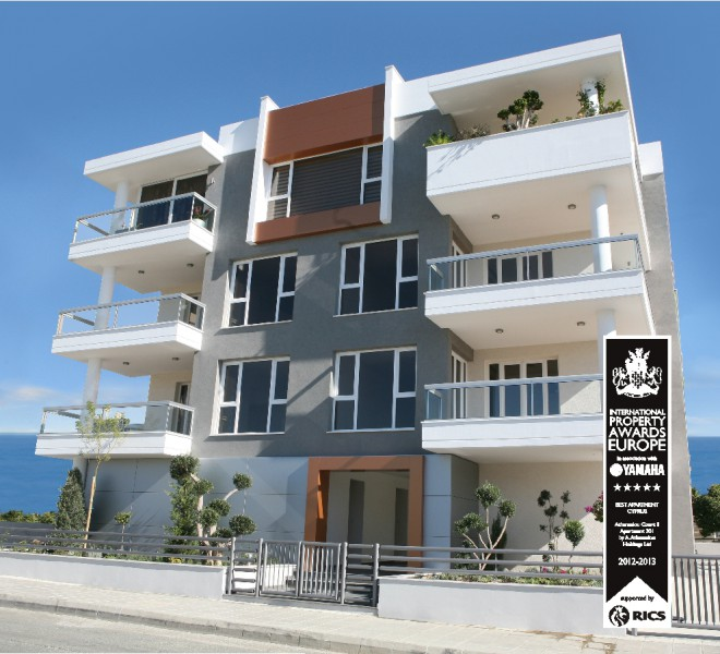 Luxury 4 Bedroom Penthouse with Fantastic Sea Views for sale in Limassol centre MK7055 image 1