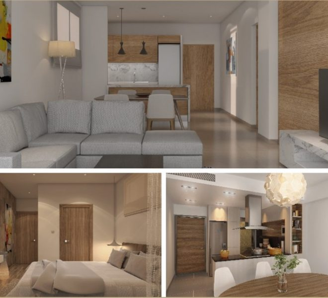 Larnaca Property Two Bedroom Apartments In Prime Location in Larnaca, Cyprus, AM13044 image 3