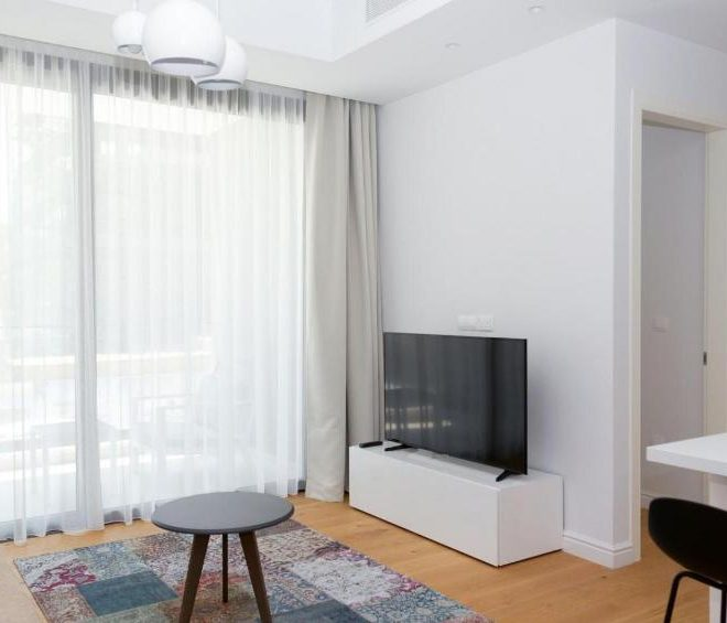 Modern 1-Bedroom Apartment in Limassol, Cyprus, AE12481 image 2