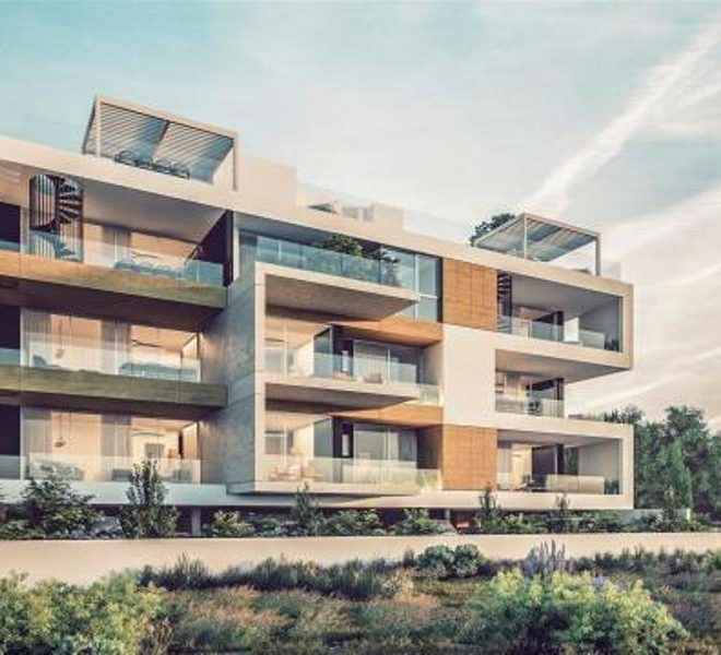 Modern 2-Bedroom Apartments for sale in Limassol image 2