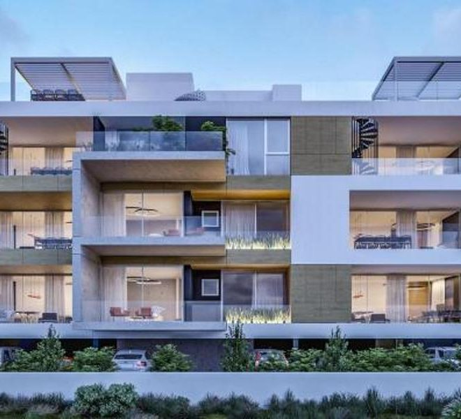 Modern 2-Bedroom Apartments for sale in Limassol image 1