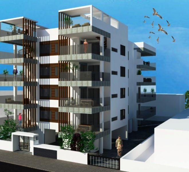 Luxury Block of Apartments in Limassol, Cyprus, MK11235 image 1