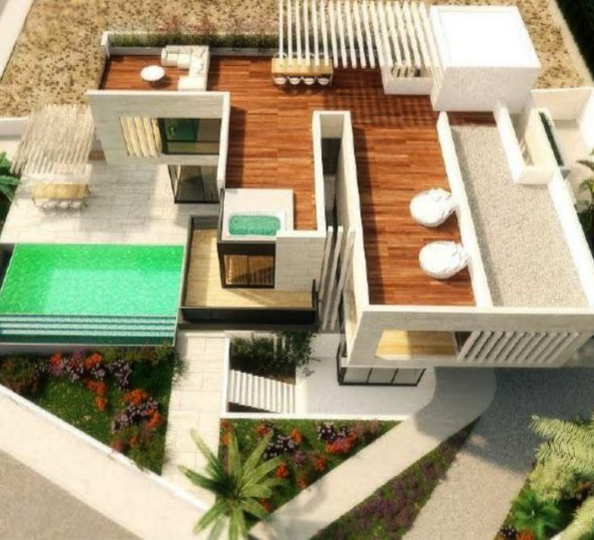 Contemporary 5-Bedroom Villa in Limassol, Cyprus, MK12591 image 1