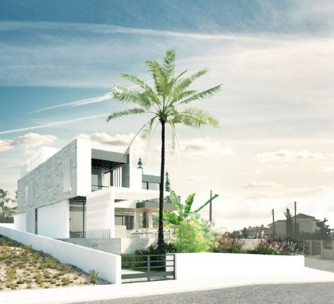 Contemporary 5-Bedroom Villa in Limassol, Cyprus, MK12591 image 3
