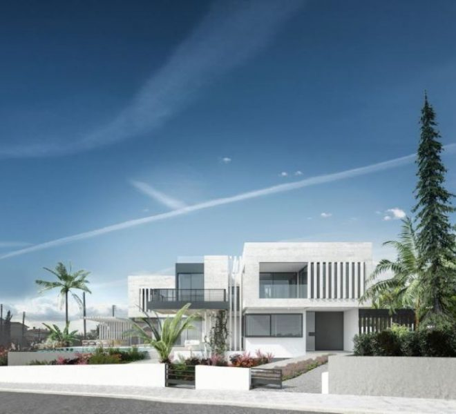 Limassol Property Contemporary 5 Bedroom Villa In Kalogiroi in Limassol, Cyprus, MK12591 image 2